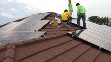 Electro-Jake Solar Power System Services in Davao City