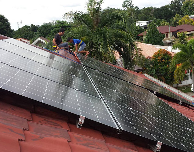 Solar Panel in Davao City