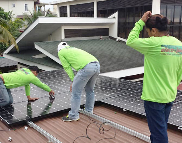 Electrojake Solar Power Systems in Davao City