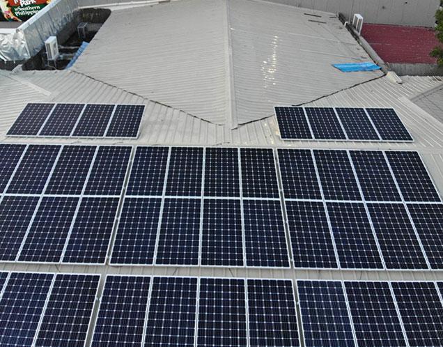Solar Wind in Davao City