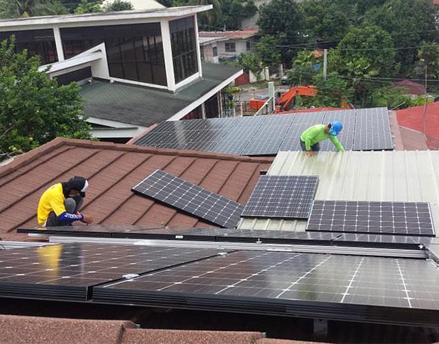 Solar Power in Davao
