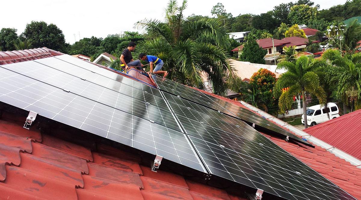 Net Metering Services in Davao